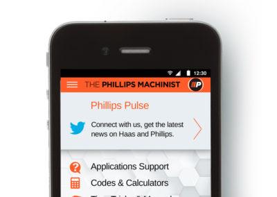 Phillips Corporation AppUIandUX